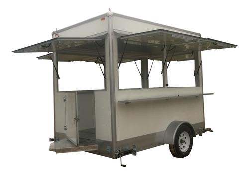 remolques para comida - food truck -configura tu negocio