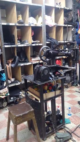 remontadora de calzado