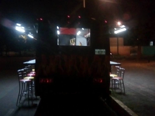 remoque food truck