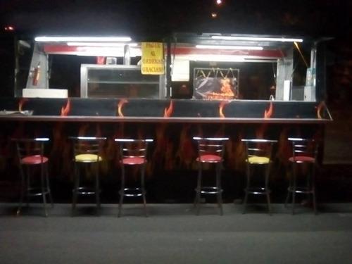 remoque food truck