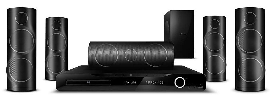 Philips HTS3181/55 Home Theater Drivers Download