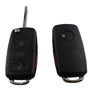 remote key case para vw volkswagen jetta beetle 4 botones ke