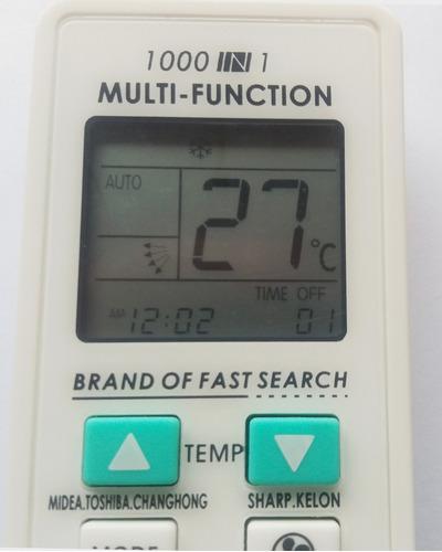 remoto aire acondicionado +1000 marcas producto original