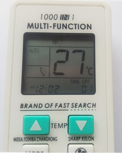 remoto aire acondicionado tod.las marcas producto original 4