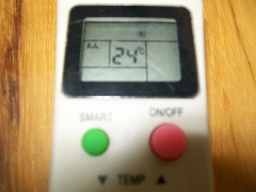 remoto aire control