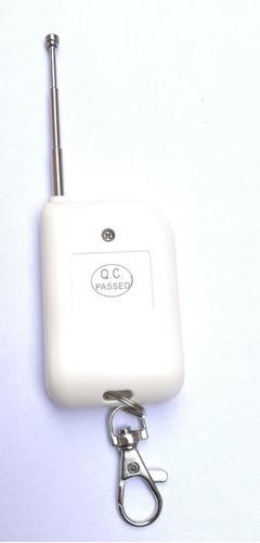 remoto alarma control