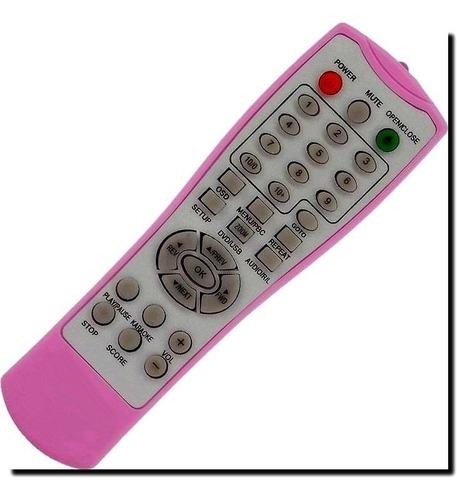 remoto dvd controle