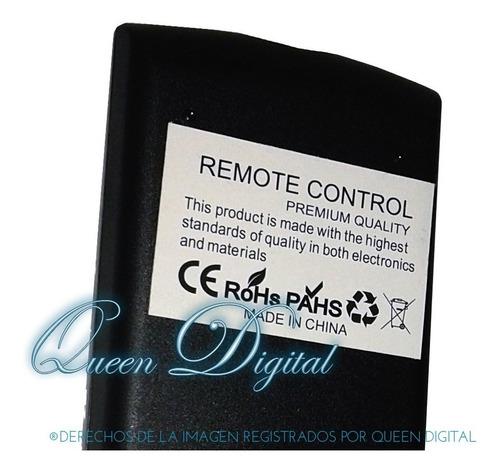 remoto para control