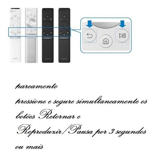 remoto smart control tv samsung bn59-01242a un49ku6400g e +