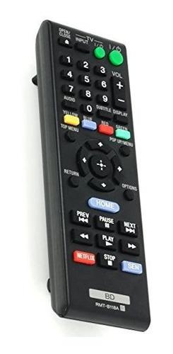 remoto universal para sony blu-ray reproductor de dvd bdp-s1