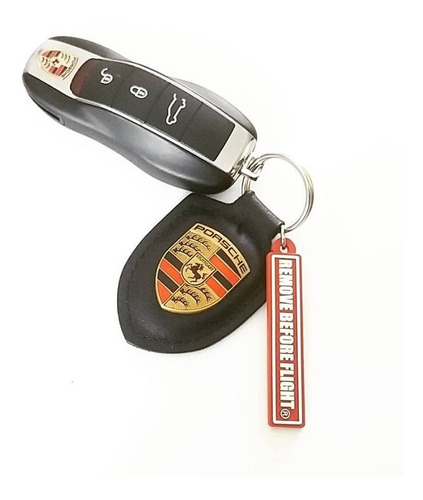 remove before flight ® 1 pieza mini tag