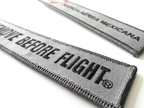 remove before flight ® mod. fuerza aérea mexicana