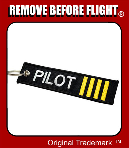 remove before flight mod. pilot 4 barras