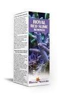 removedor de algas vermelhas royal nature - red slime125 ml