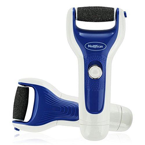 removedor de callo eléctrico y afeitadora por medescan muer