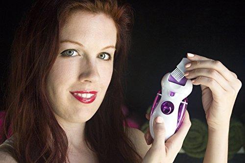 removedor de callo eléctrico y afeitadora por naturalico - m