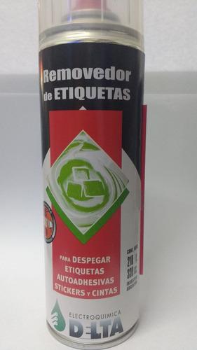 removedor de etiquetas - 330 cc - delta