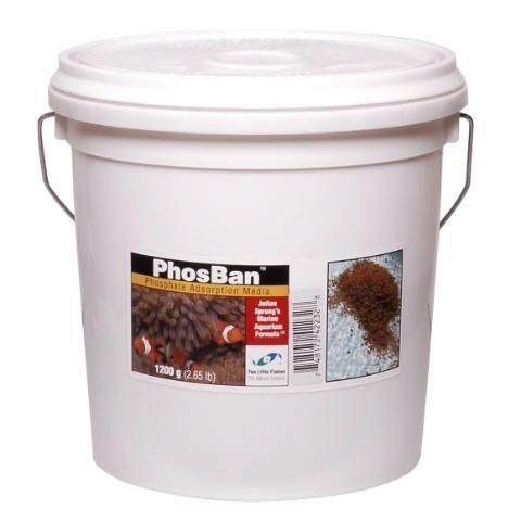 removedor de fosfato e silicato phosban tlf 1200g