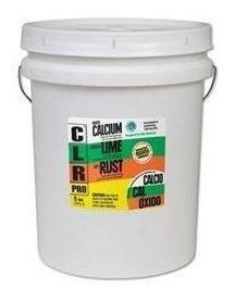 removedor de óxido importado clr® pro calcium, lime and rust