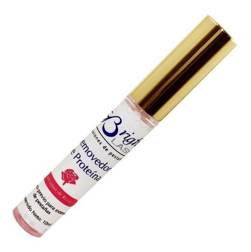 removedor de proteína para extensiones de pestañas