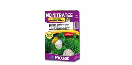 removedor nitrato prodac no nitrates 200ml aquário até 800l