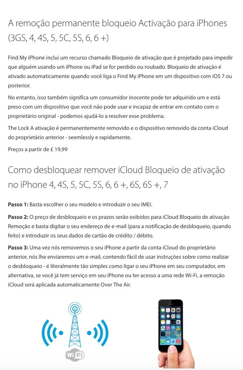 desbloquear iphone 7 icloud
