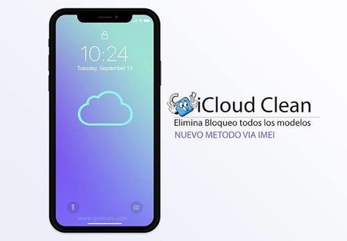 remover icloud y desbloqueo de iphone