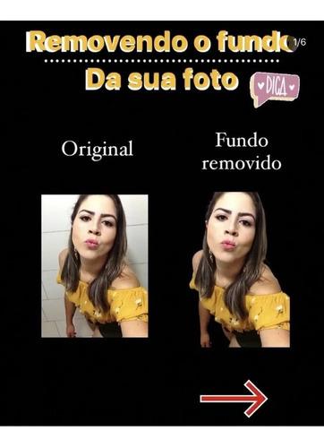 remover o fundo das suas fotos