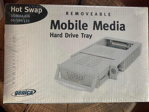 removible mobile media hard drive tray udma&ata 66/100/133