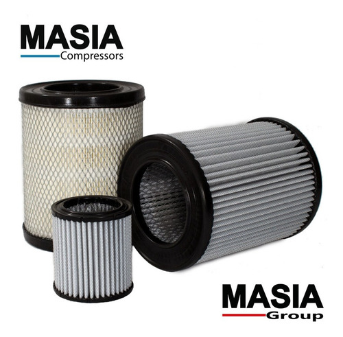remplazo de filtro de aire kaeser 6.4161.0
