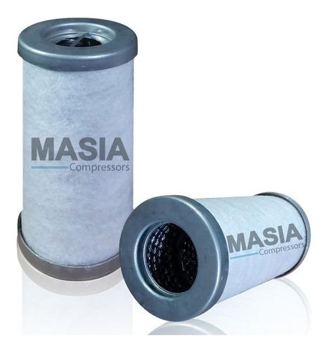 remplazo de filtro separador de aire aceite kaeser 6.2024.0