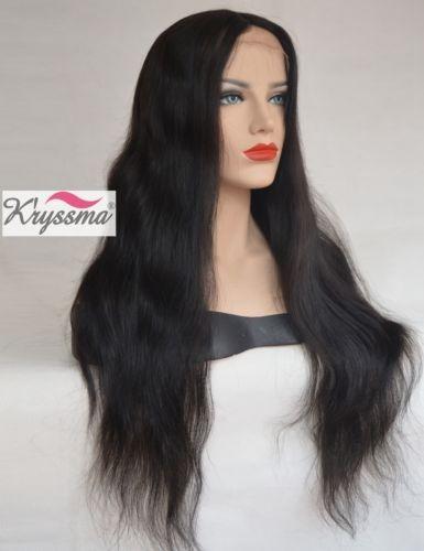 remy del cordón del pelo humano 100 pelucas de despedida