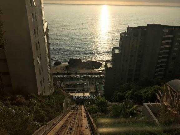 reñaca, cochoa, 2d, 2b, piscinas, maravillosa vista al mar