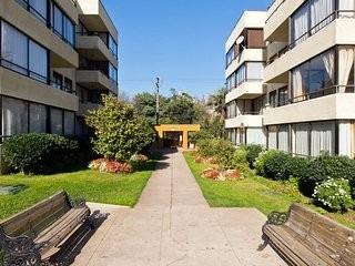 reñaca condominio jardin alto depto 2 dormitorios 5 personas