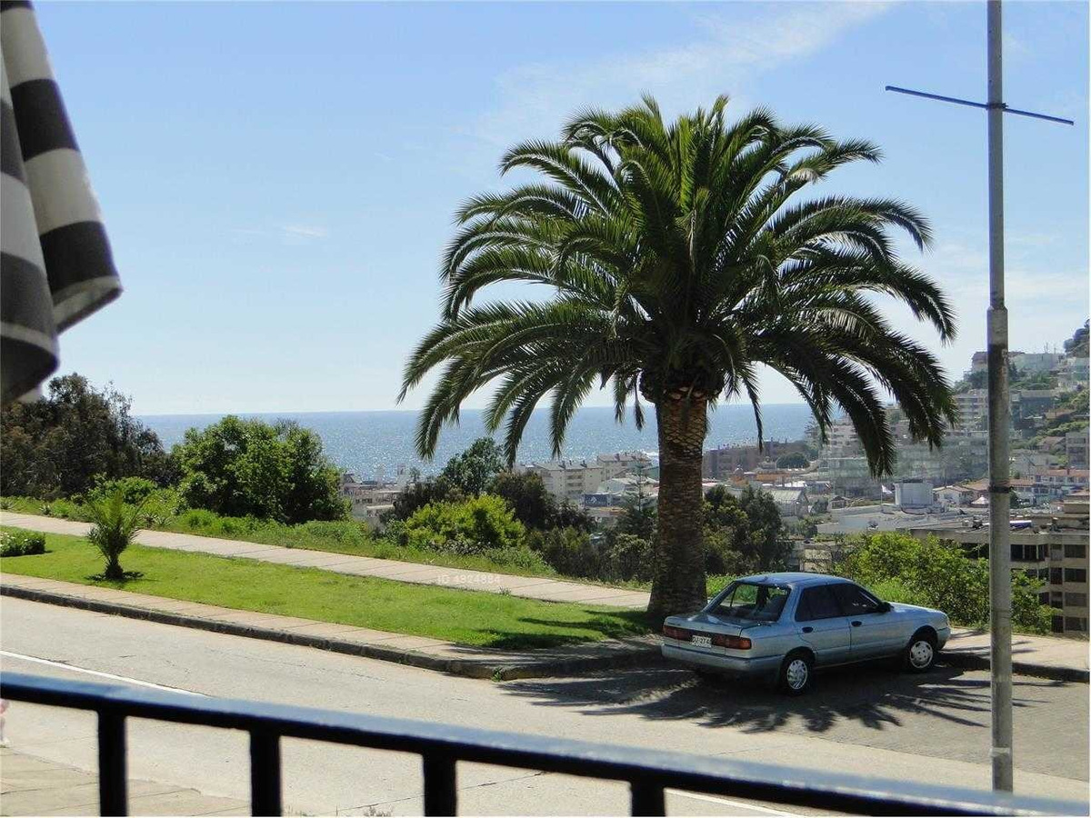 reñaca,jardin del mar condominio vista al mar
