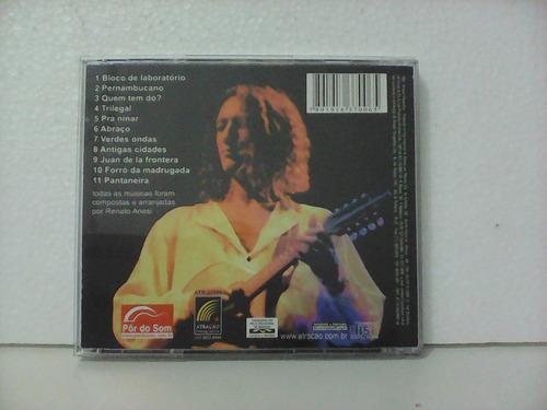 renato anesi - rosa dos tempos - cd