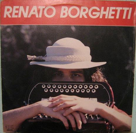 renato borghetti - renato borghetti - 1985