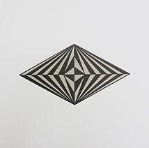 renato leandro gravura serigrafia assinada  rl 07