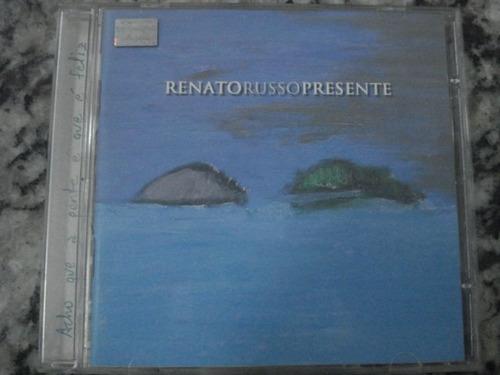 renato russo presente - cd