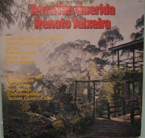 renato teixeira - terra tão querdida - 1985