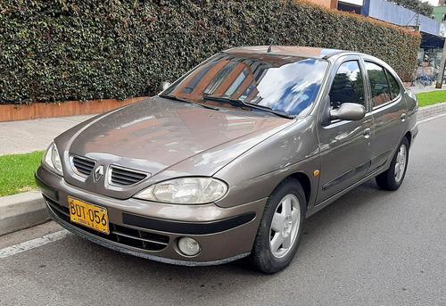 renaul megane unique  aut 2004