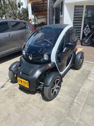 renaul twizy automatico 4x2 electrico