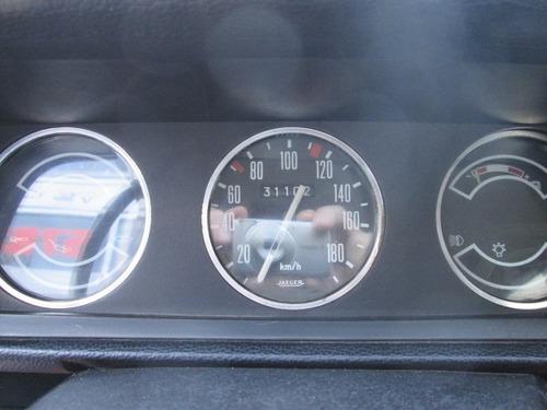renault 12 tl 1979 km 30000  igual a okm unico
