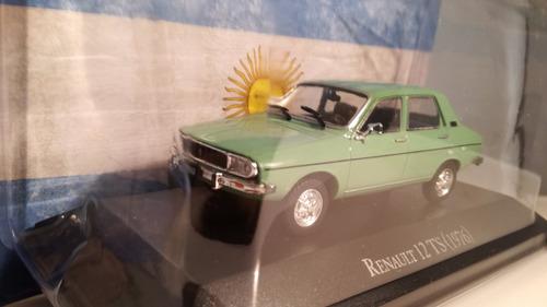 renault 12 ts 1976 1/43