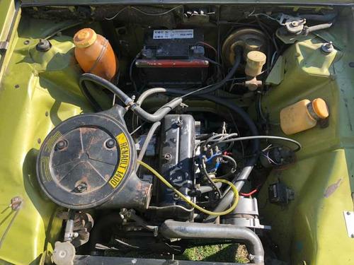 renault 12 ts ts modelo 77