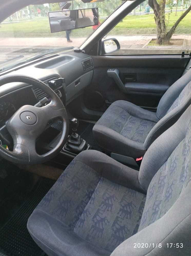 renault 19 - modelo 2000 - azul