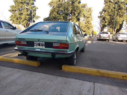 renault 20ts full, unico, el auto del abuelo, permutaria!
