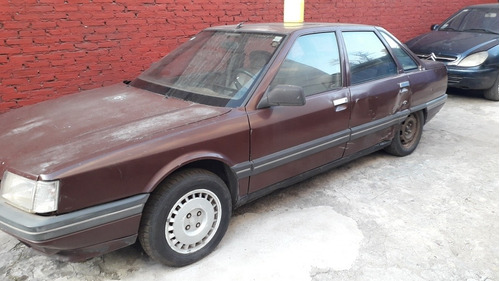 renault 21 gtx r 21 gtx 1991 c/gnc