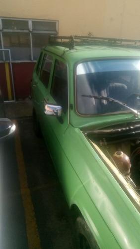 renault 6 1300cc 1976