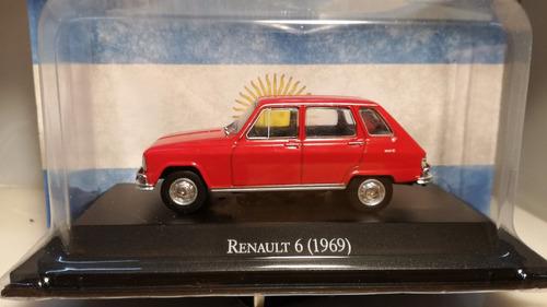 renault 6 (1969)  1/43
